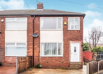 Thumbnail 3 bed end terrace house for sale in Frank Close, Thornhill, Dewsbury