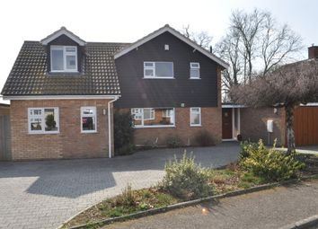 Thumbnail 4 bed detached house for sale in Chaplin Road, East Bergholt