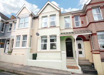 Thumbnail 3 bed terraced house for sale in Belair Road, Plymouth