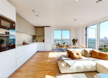 Thumbnail 3 bed flat for sale in Evelyn Street, Deptford, London