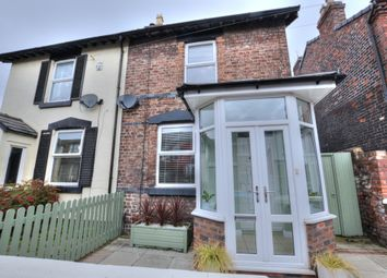 Thumbnail 3 bed semi-detached house for sale in York Road, Crosby, Liverpool