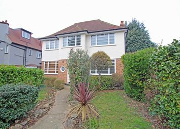 Thumbnail 4 bed detached house to rent in Church Road, Osterley, Isleworth