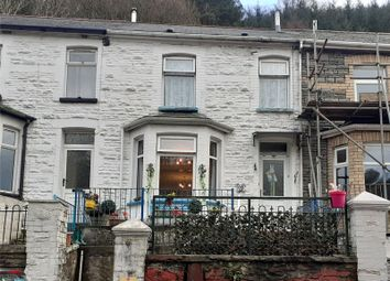 Thumbnail 2 bed terraced house for sale in Victoria Road, Six Bells, Abertillery, Blaenau Gwent