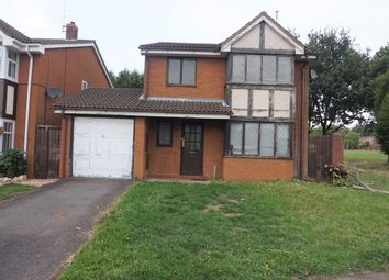 Thumbnail 4 bed detached house for sale in Marshmont Way, New Oscott, Birmingham