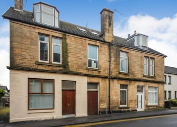 Thumbnail 1 bed flat for sale in Broomage Bank, Main Street, Larbert