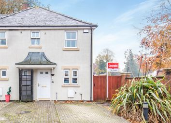 Thumbnail 2 bed end terrace house for sale in Fernie Court, Husbands Bosworth, Lutterworth