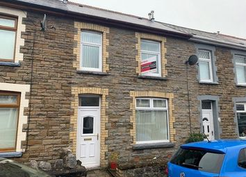 Thumbnail 3 bed terraced house for sale in Glannant Street, Aberdare, Rhondda Cynon Taff