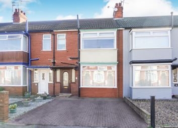 Thumbnail 3 bed terraced house for sale in Springfield Road, Hull