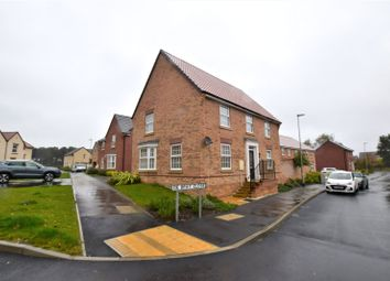 Thumbnail 4 bed detached house for sale in De Bray Close, Northampton
