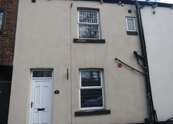 Thumbnail 1 bed terraced house to rent in Ledger Lane, Outwood, Wakefield