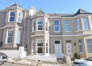 Thumbnail 4 bed terraced house for sale in Cecil Avenue, Plymouth