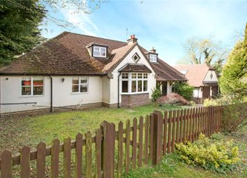 Thumbnail 3 bed detached house for sale in Roseacre Gardens, Chilworth, Guildford, Surrey