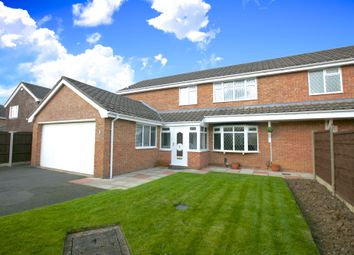 Thumbnail 5 bedroom detached house for sale in Maldon Close, Stockport