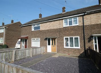 Thumbnail 2 bed terraced house for sale in Borrowdale Grove, Crook