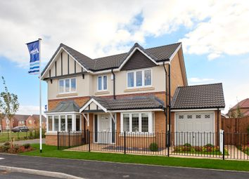Thumbnail 4 bedroom detached house for sale in Churchill Way, Gateford