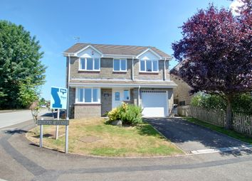 Thumbnail 5 bed detached house for sale in Fernbank Avenue, Woodlands, Ivybridge