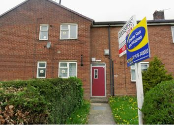 Thumbnail 2 bed flat for sale in Bryn Offa, Wrexham