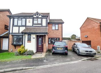 Thumbnail 5 bed detached house for sale in Kempston, Bedford