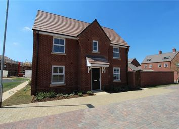 Thumbnail 3 bed end terrace house for sale in Marston Fields, Marston Moretaine, Bedford