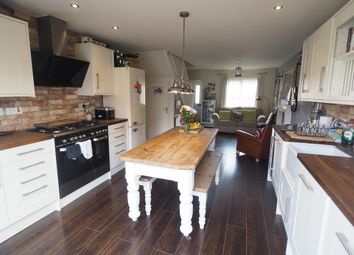 Thumbnail 4 bed semi-detached house for sale in Maldon Drive, Victoria Dock, Hull