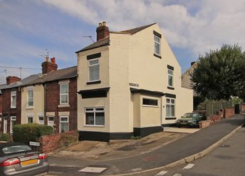 Thumbnail 3 bed end terrace house for sale in Dovercourt Road, Sheffield