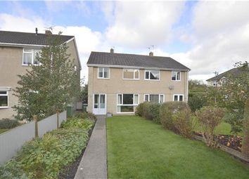 Thumbnail 3 bed semi-detached house for sale in Wayleaze, Coalpit Heath, Bristol