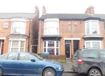 Thumbnail 4 bed end terrace house for sale in Edgecumbe Street, Kingston Upon Hull
