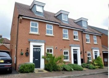 Thumbnail 3 bed end terrace house to rent in Wilkins Gardens, Bournemouth, Dorset