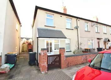 Thumbnail 3 bed end terrace house for sale in Fairfax Road, Newport
