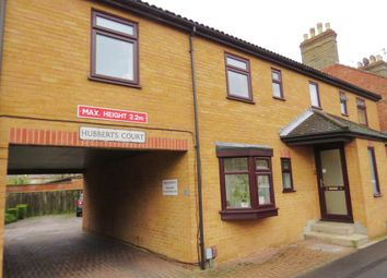 Thumbnail 2 bedroom flat for sale in Hubberts Court, Cavendish Street, Peterborough