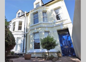 Thumbnail 4 bed end terrace house for sale in Westbourne Gardens, Hove
