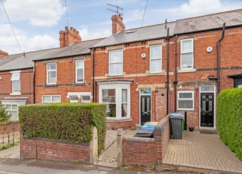 3 bed terraced house for sale in St. Johns Road, Chesterfield S41