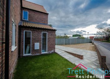 Thumbnail 4 bedroom flat for sale in Old Market Road, Stalham, Norwich