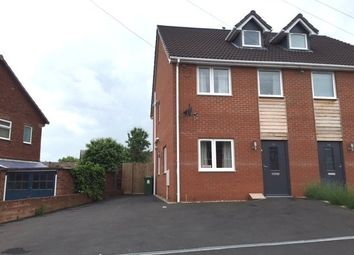 Thumbnail 3 bed semi-detached house to rent in Hordley Road, Wellington, Telford