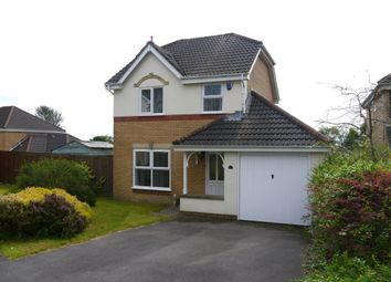 Thumbnail 3 bed detached house to rent in Pant-Yr-Odyn, Sketty, Swansea