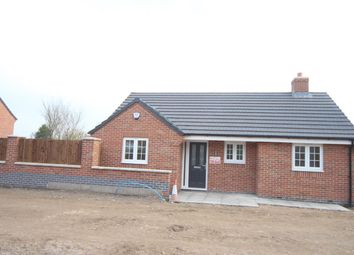 Thumbnail 2 bed detached bungalow for sale in Heath Lane, Earl Shilton, Leicester