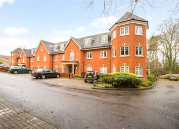 Thumbnail 2 bed flat for sale in Grace Gardens, Crookham Road, Fleet