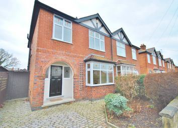 Thumbnail 3 bed semi-detached house to rent in Rutland Road, West Bridgford