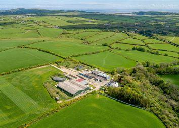 Thumbnail Detached house for sale in Gaer Farm, Llandyfrydog, Llannerch-Y-Medd, Gwynedd