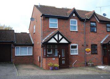 Thumbnail 3 bed semi-detached house to rent in Eton Close, Weedon, Northampton