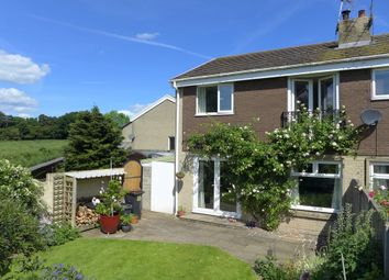 Thumbnail 3 bedroom semi-detached house for sale in Church Close, Sharow, Ripon