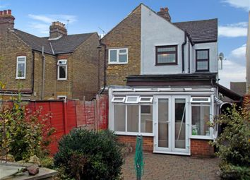 Thumbnail 3 bed semi-detached house for sale in Lunsford Lane, Larkfield, Kent