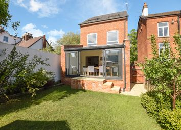 Thumbnail 4 bed detached house to rent in Tilford Road, Farnham
