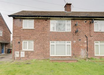 Thumbnail 2 bed flat for sale in Station Road, Whitwell, Worksop