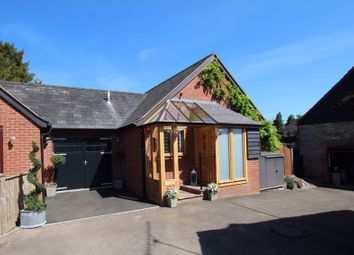 Thumbnail 2 bed bungalow for sale in Manor Court, Fownhope, Hereford
