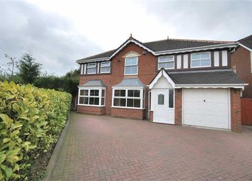 Thumbnail 5 bed detached house for sale in Reedley Drive, Walkden, Manchester