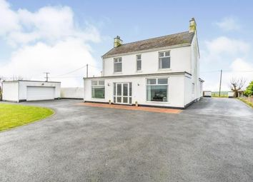 Thumbnail 7 bed detached house for sale in Burwen, Amlwch, Anglesey, Sir Ynys Mon