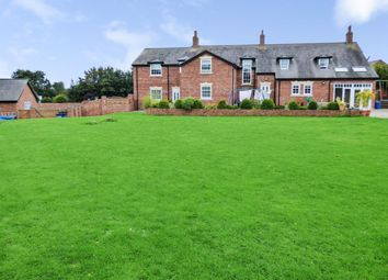 Thumbnail 6 bed farmhouse for sale in Padeswood Road South, Padeswood, Mold