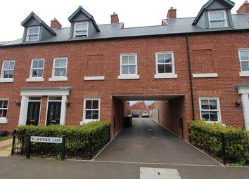 3 bed terraced house for sale in Lavender Lane, Great Denham, Bedford MK40