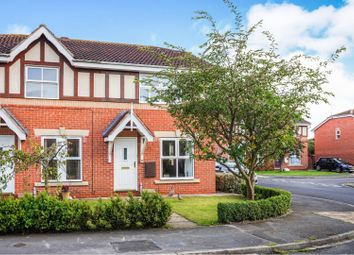 Thumbnail 3 bed semi-detached house for sale in The Meadows, Riccall